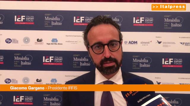 """Irfis, Gargano: """"Export difficile, aziende devono fare sistema"""