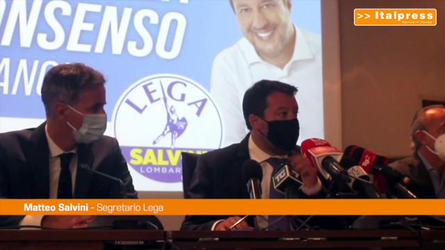 """Amministrative, Salvini: """"Bisogna ripartire dalle periferie"""""""