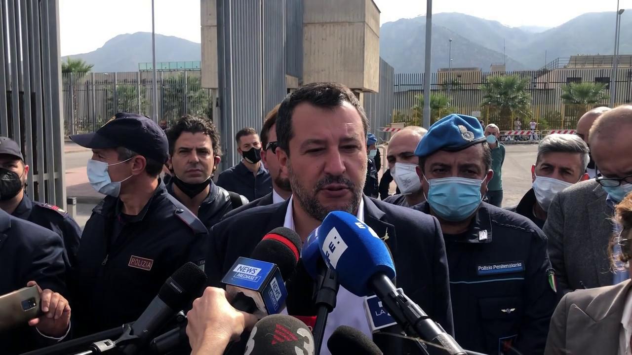 Open Arms, Salvini: Vi pare serio un processo con Richard Gere?