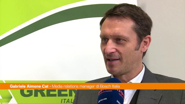 A Bosch il Green Prix per lo sviluppo tecnologie a zero emissioni