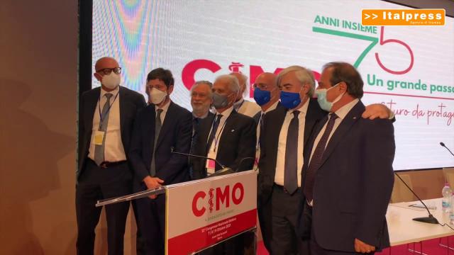 Quici rieletto presidente nazionale del sindacato dei medici Cimo