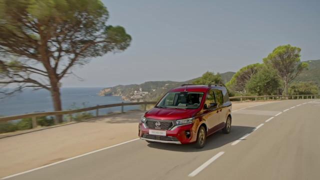 Nissan Townstar, il nuovo commerciale compatto anche 100% elettrico