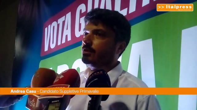 """Suppletive Roma, Casu: """"Unire tutte le forze del centrosinistra"""