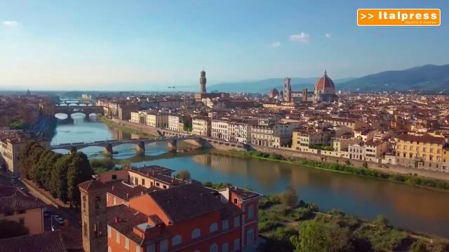 A Firenze +185% presenze turistiche in estate