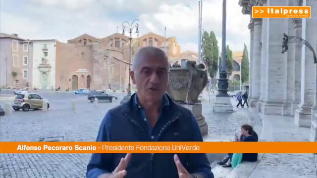 Roma, Pecoraro Scanio:
