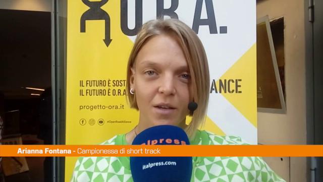 Arianna Fontana: