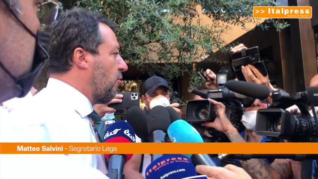 """Pensioni, Salvini: """"Fuori discussione un ritorno della Fornero"""""""